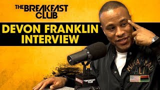 "Author and producer DeVon Franklin stopped by the show to talk about his new book ""The Truth About Men"", mastering the dog and much more. Subscribe ..."