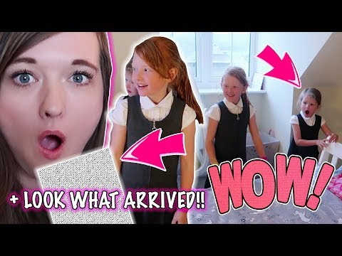 SURPRISING THE GIRLS FROM SCHOOL! + LOOK WHAT ARRIVED!