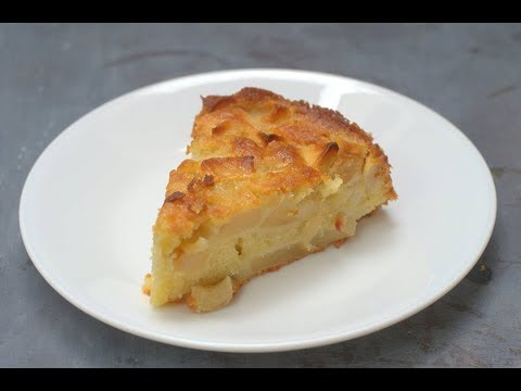 Easy French Apple Cake. Easy Fall Baking Recipes