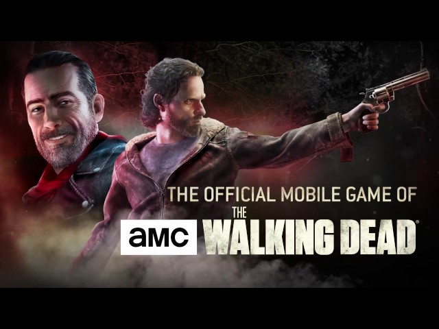 Play the Official Mobile Game of The Walking Dead