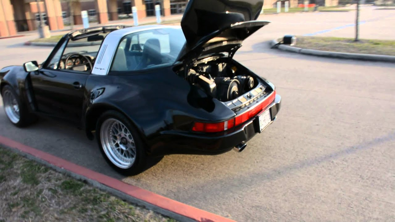 911 Carrera Targa 2 Door 1988 Porsche 3 2l Iroc Rsr Wide