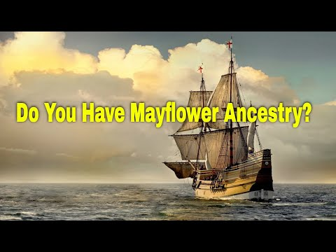 Do You Have Mayflower Ancestry? Here Is How To Prove It | Genealogy Gold Podcast