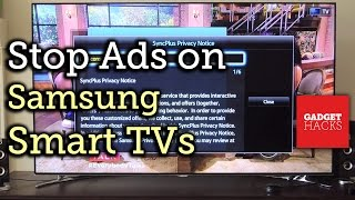 Video Disable Interactive Third-Party Ads on Your Samsung Smart TV [How-To] download MP3, 3GP, MP4, WEBM, AVI, FLV Juni 2018