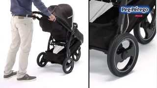видео обзор Peg Perego Book Cross Completo