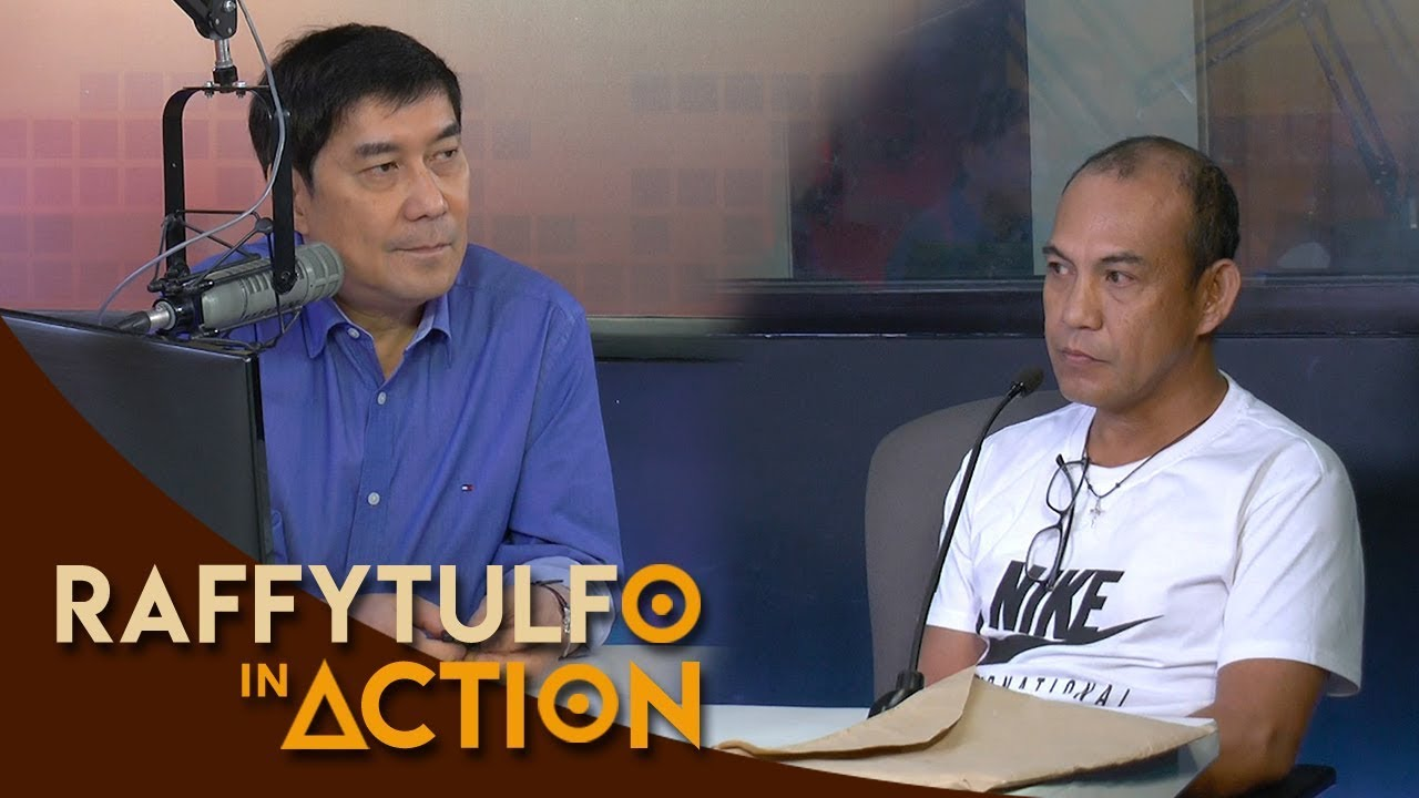 Image result for raffy tulfo in action
