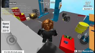 My first Video of ROBLOX