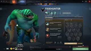 Dread's stream | Dota 2 - Lion / Tidehunter |