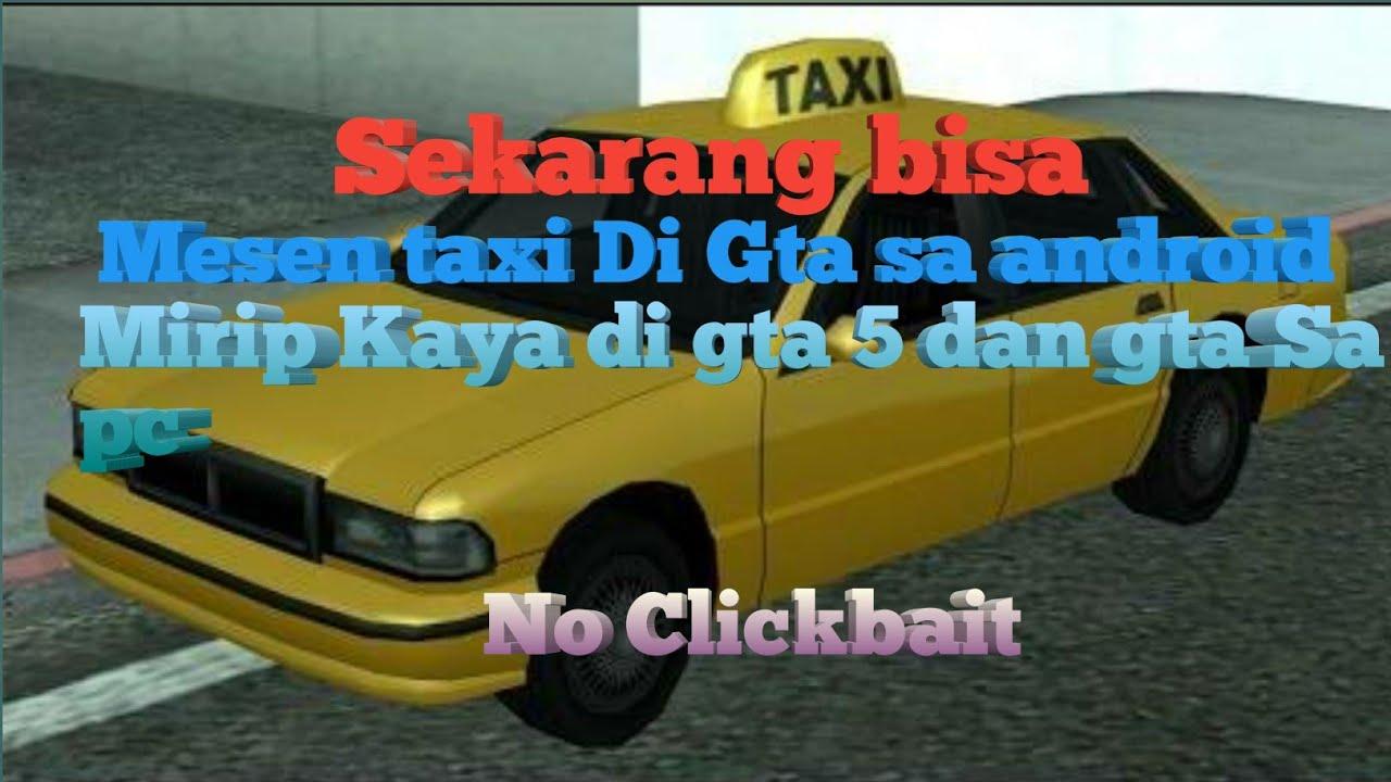 980+ Mod Mobil Taxi Gta Sa Android HD