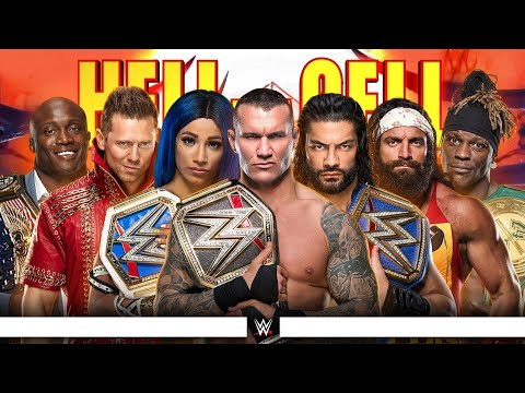WWE Hell in Cell 2021 Results: Winners, Grades, Reaction and ...