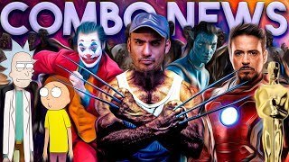 Joker rompe récords, Ironman al Oscar, Wolverine regresa?, Scorsese vs Marvel y más #ComboNews