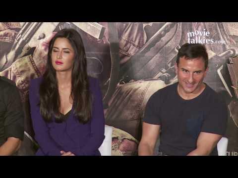Katrina Kaif's Reaction About Salman Khan's Bajrangi Bhaijaan