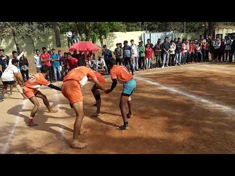 Dy Patil college c.b.d vs RRIT DY PATIL final kabaddi match
