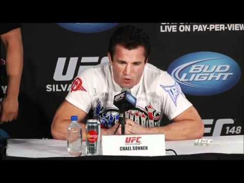 UFC 148   Predmatchevaya press   konferenciya  NA RUSSKOM YAZYKE    100000 360