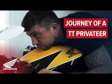 Forest Dunn - The Journey Of A TT Privateer