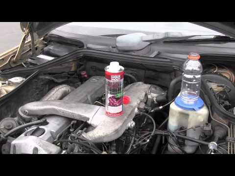 Purge Suspension Hydraulique Mercedes Benz