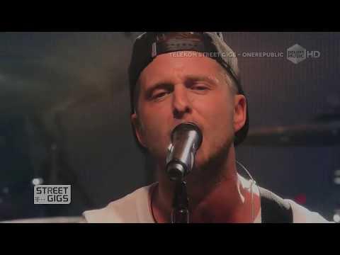 OneRepublic Good Life (Live) at Telekom Street Gigs 2017