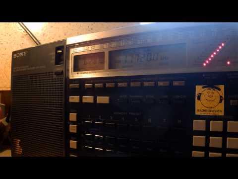 25 03 2015 Radio APC, Radio Chanji in Hausa to Nigeria 0627 on 11720 Nauen