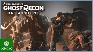 Tom Clancy's Ghost Recon: Breakpoint: E3 2019 We Are Brothers Gameplay Trailer