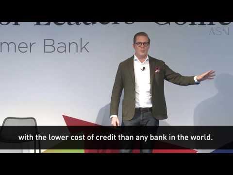 Futurist: The Seamless Future of Consumer Banking