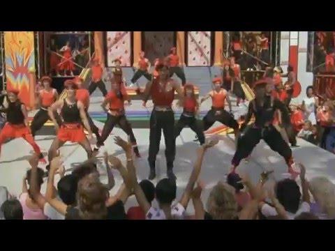 Din Daa Daa from movie Breakdance 2 modified
