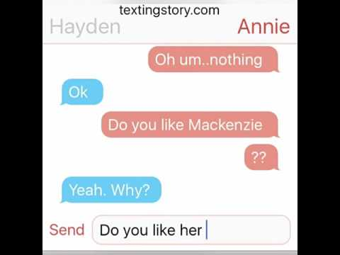 text messages in dating