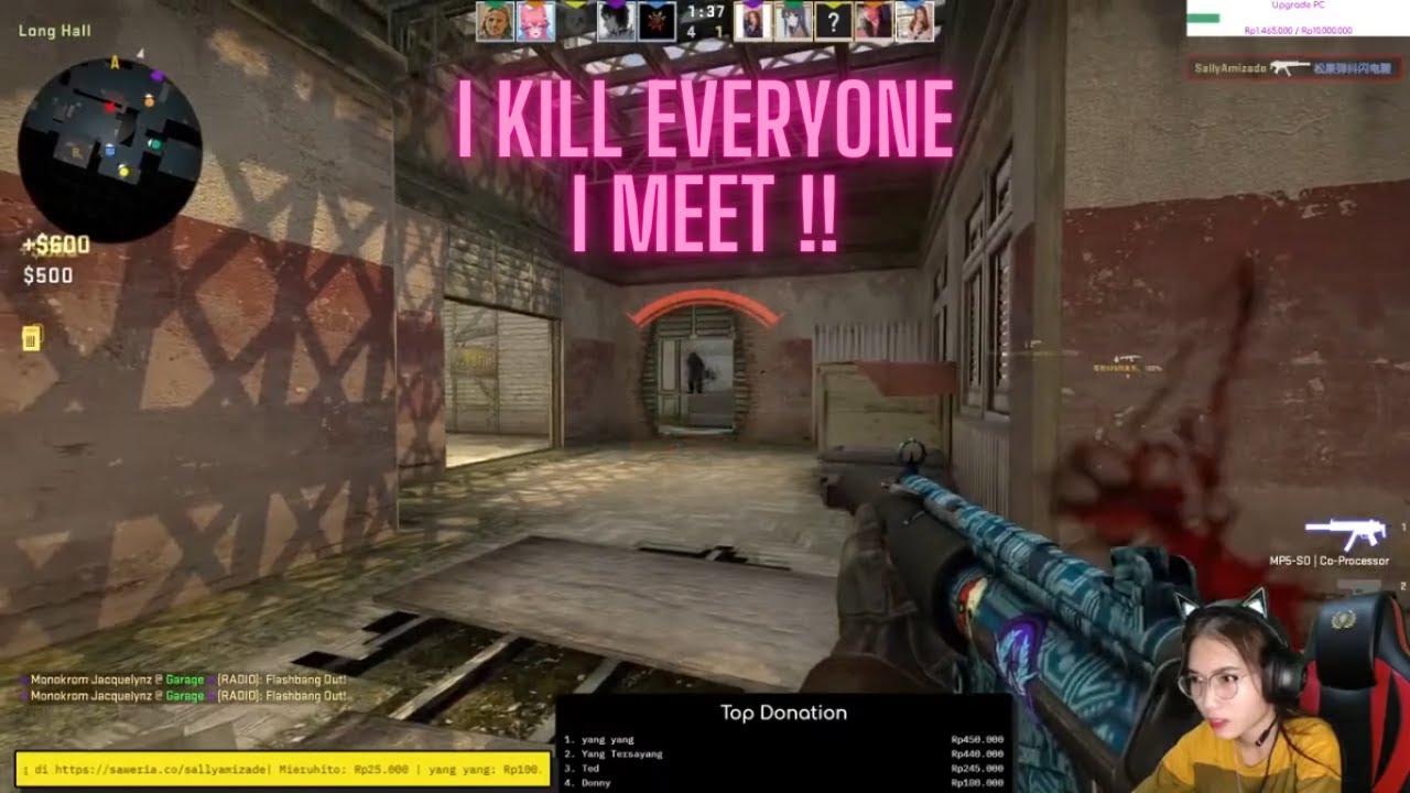 CSGO Indonesia - I KILL EVERYONE I MEET xD