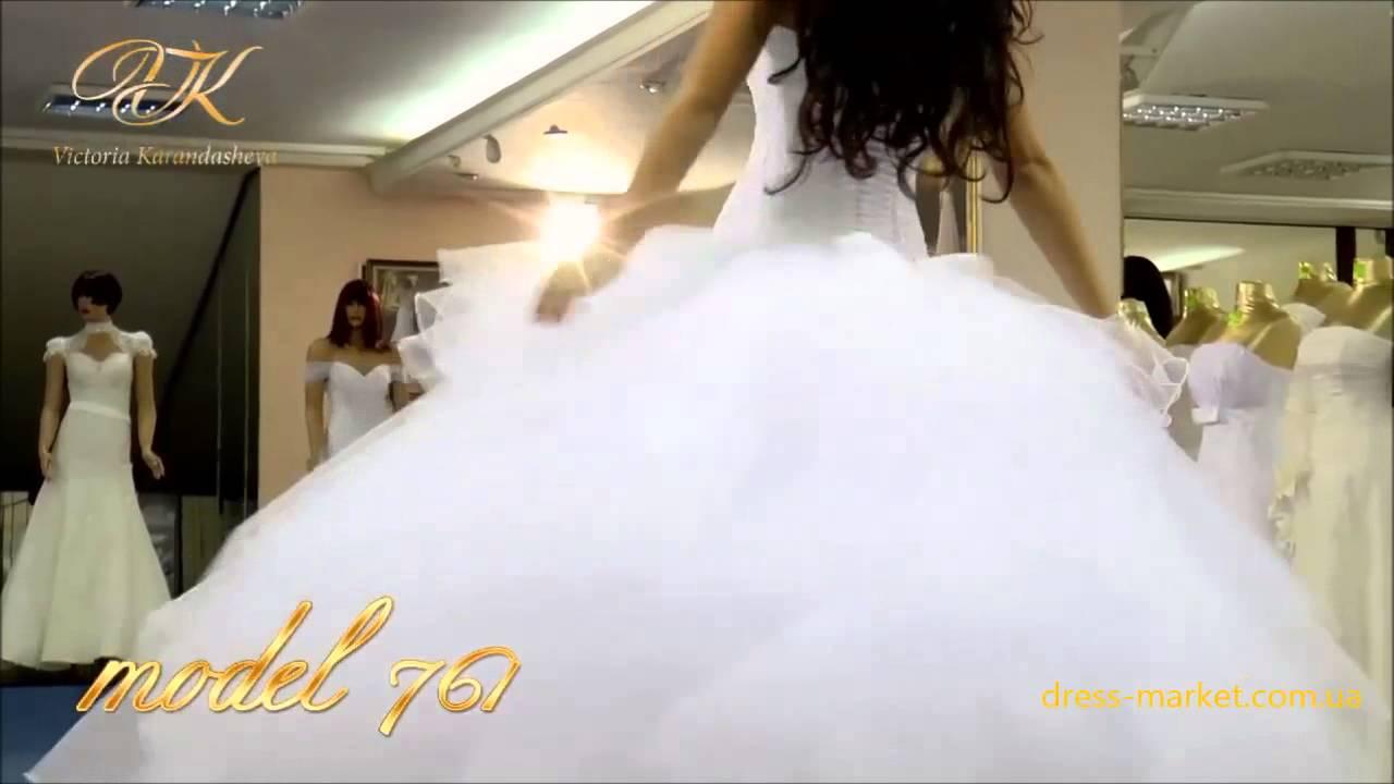 Чеченские свадебные платья пышные