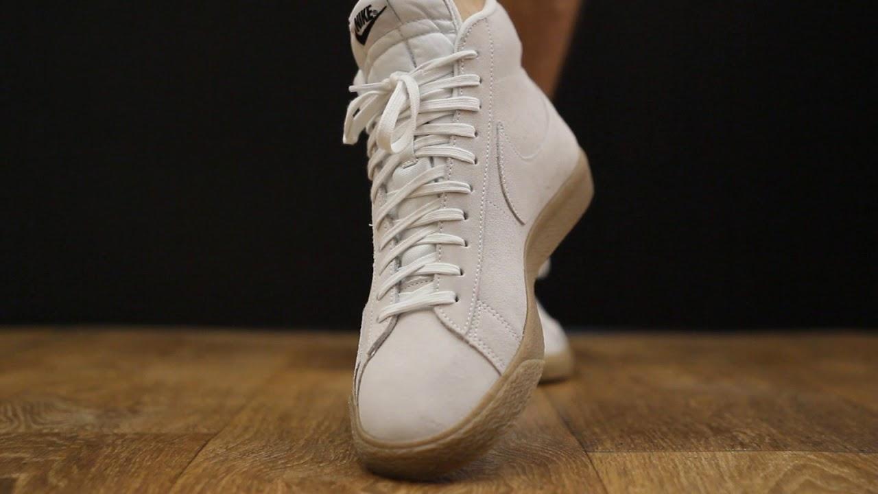 ONFEET Nike Blazer Mid PRM