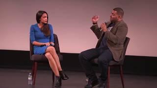 Alexandria Ocasio-Cortez discusses Fahrenheit 11/9