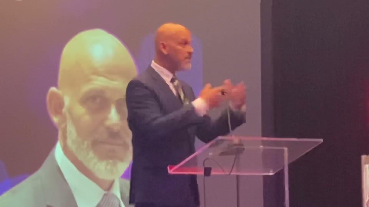 Freedom isn't Safe, Rob Pincus at DFAS 2021