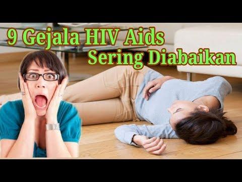 Wajib Anda Ketahui, 9 Gejala HIV Aids Yang Sering Diabaikan