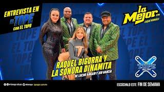 Detalles del incidente de La Sonora Dinamita y Raquel Bigorra en el avión en El Tope