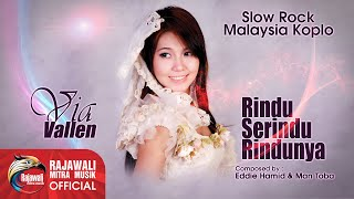 Download lagu Via Vallen - Rindu Serindu Rindunya (Official Music Video)