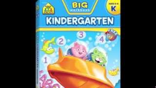 Baixar Big Kindergarten Workbook by School Zone
