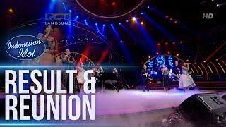 Video FINALIST IDOL ft. GLENN FREDLY - KARENA CINTA (Joy Tobing) - RESULT & REUNION - Indonesian Idol 2018 download MP3, 3GP, MP4, WEBM, AVI, FLV April 2018