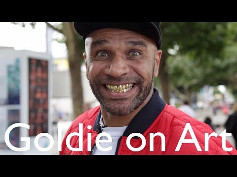 Goldie on government cuts to youth and art services