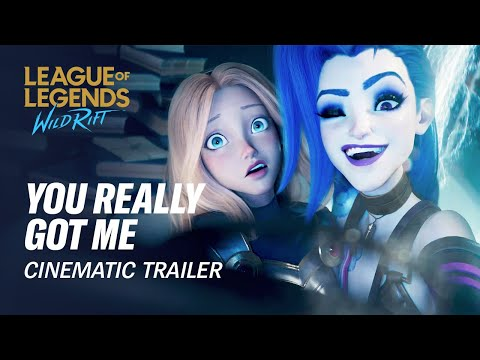 You Really Got Me | Cinematic Trailer - League of Legends: Wild Rift (ft. 2WEI)