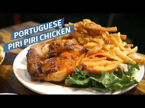 Has Portuguese Chicken Become the Thing to Eat in Montreal? —Dining on a Dime