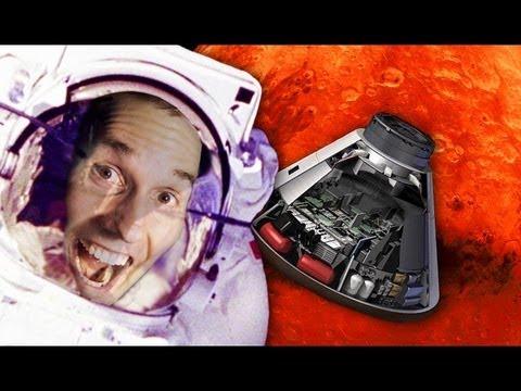MARS BASE: Confirmed by NASA - YouTube