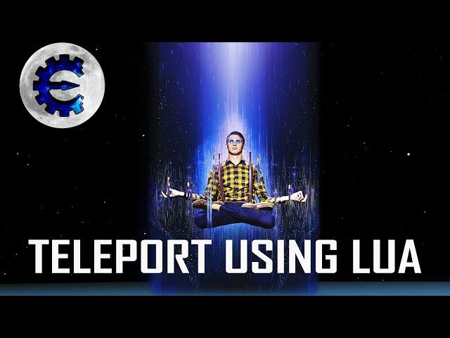 Lets Make a Teleport Using LUA