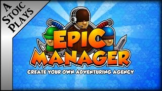 Gambar cover Epic Manager - A Stoic Plays