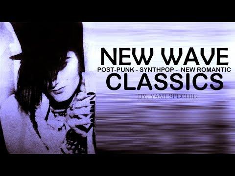 NEW WAVE, POSTPUNK CLASSICS 80S 90S