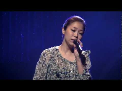 [Live] 박정현 (Lena Park) - Ordinary (2nd Album) @ 2012.09.23 Live (전주 Fan Meeting)