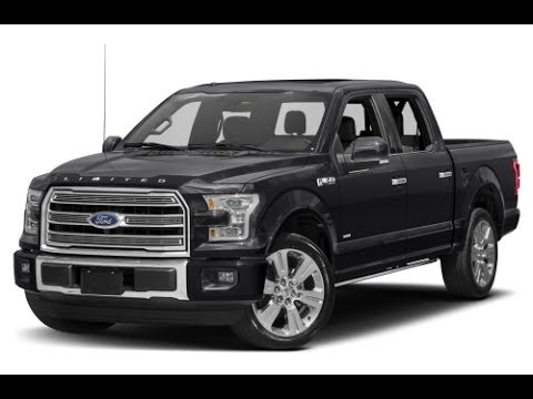 2016 Ford F-150 XLT Review