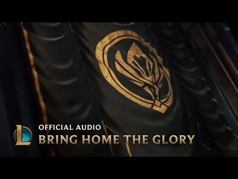 Bring Home the Glory (ft  Sara Skinner) [OFFICIAL AUDIO