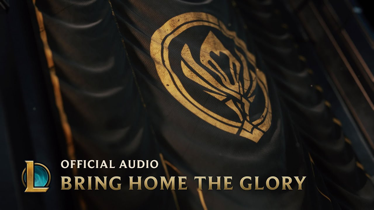Bring Home the Glory (ft. Sara Skinner) [OFFICIAL AUDIO] | MSI 2019 – League of Legends