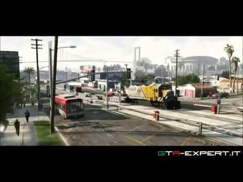 GTA V - GTA 5 - Trailer Ufficiale Italiano #2 [HD] - GTA-Expert.it