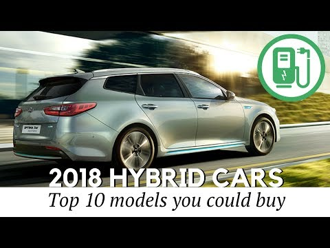 10 Best NEW Plug-in Hybrid Cars Worth Buying in 2018