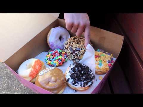 Voodoo Donuts - Portland, Oregon