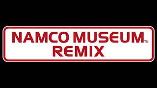 Galaga Remix - World 1 - Namco Museum Remix Music - Extended